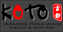 Koto Japanese Steakhouse & Sushi